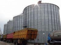 Силозно стопанство за зърно с обем 18300 куб.м